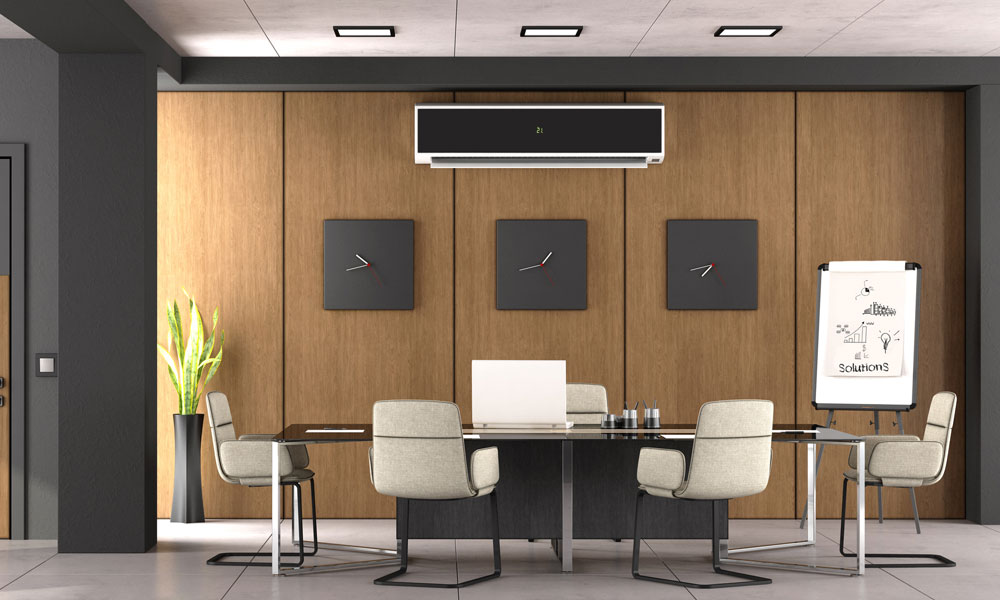 air conditioning installers Air Conditioning Options for Your Office blog image