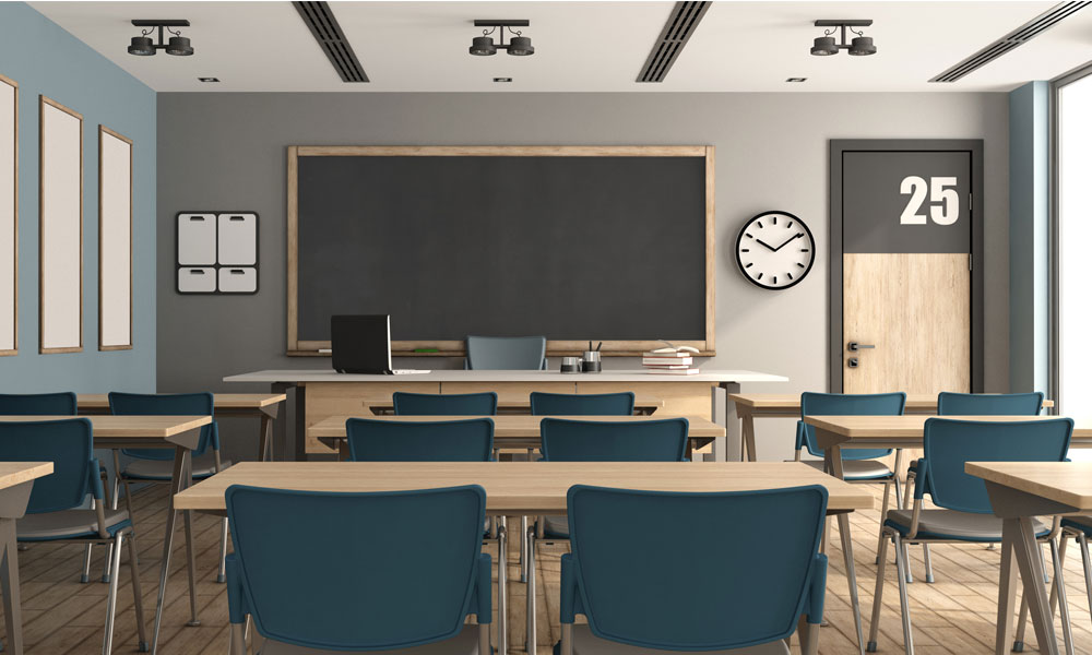 Considerations for Air Conditioning in Schools