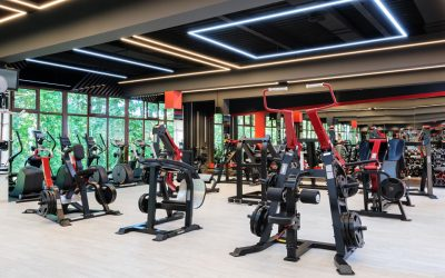 Why Gyms Should Have Great Air Con
