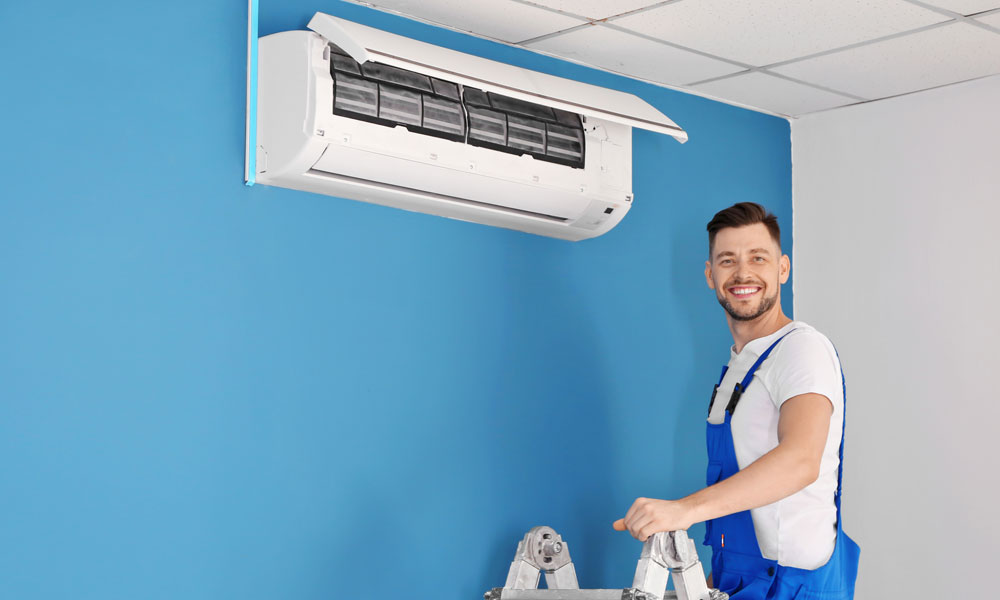 A Quick History of Air Con