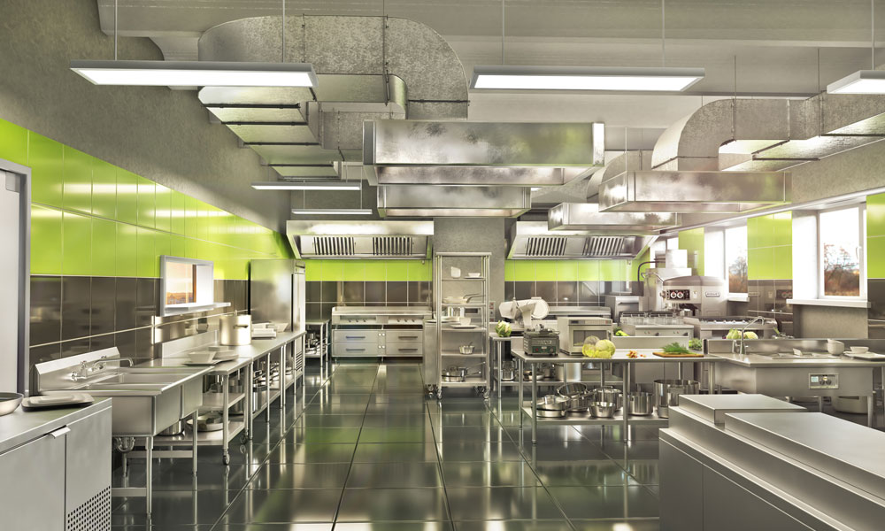 Air Conditioning London How to Avoid Mistakes when Planning your Commercial Kitchen Ventilation Blog Image